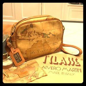 Alviero Martini Geo La Classe crossbody handbag
